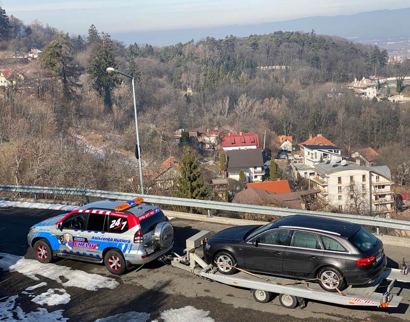 Tractări Auto Brașov